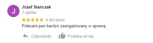 J. Stańczak - opinia